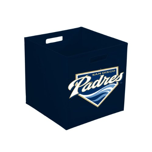 MLB San Diego Padres 12-Inch Storage Cube at Amazon.com