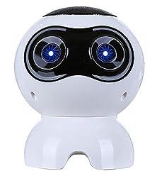 buy Unifire® S100 Fashionable Portable Lightening Robot Design Usb Mega Bass Tablet Mini Audio Speak For Mobile Phone Laptop Mp3 Mp4 Psp Etc.