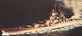 Heller Battleship Jean Bart Boat Model Building Kit