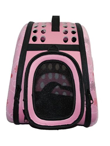 Petown Soft-sided Pet Carrier – Dog Carrier Airline Approved with Foldable and Washable
