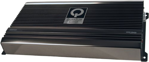 Quantum QPRO3500 Beta Series Pro Audio 2 Channel Amplifier