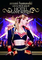 ayumi hamasaki ARENA TOUR 2012 A(ロゴ) ~HOTEL Love songs~ (2枚組DVD)