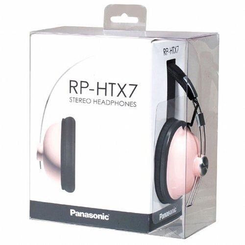 Retro-Style Headphones Pink