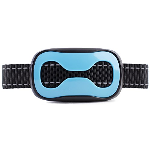 No Shock Dog No Bark Control Collar With Progressive Beep + Vibration by GoodBoy