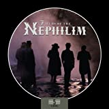 Fields of the Nephilim 5 Albums Box Set - Dawnrazor/The Nephilim/Elysium/Earth Inferno/Singles and Mixes