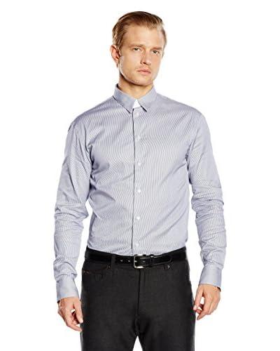 ARMANI COLLEZIONI Camicia Uomo [Blu Chiaro]