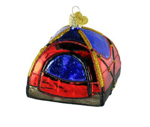 Old World Christmas Dome Tent Ornament