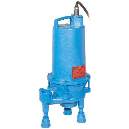 Barnes PGPP2022 2HP 3450 RPM Cast Iron Grinder Manual Sewage Pump