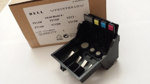 Dell Print Head Printhead for P513w, P713w, V313, V313w, V515w, V715w All-In-One Printers