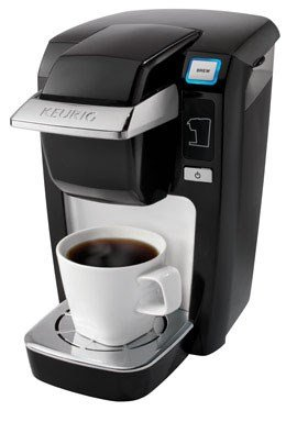 Keurig Mini Plus Personal Coffee And Tea Brewer Black 10 Oz.