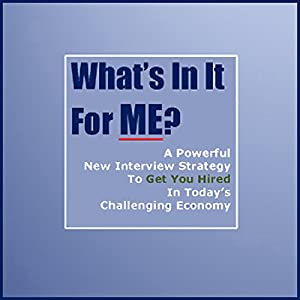 What's in It for ME? Audiobook