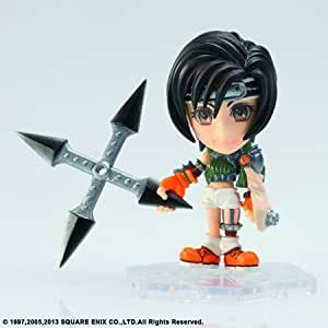 Final Fantasy Trading Arts Kai Mini Yuffie Figure