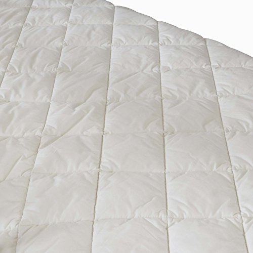 Behrens of England Sleepy Time Crib Mattress Pad - 1