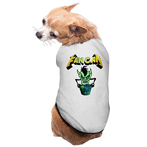 [Fan Can Album Cover Metallica Dog Pet Dog Costumes] (Sunshine And Whiskey Costume)