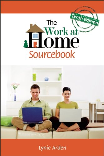 The Work at Home Sourcebook091179462X : image