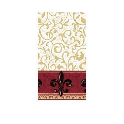 Kay dee designs r1010 scroll fleur de lis terry towel new Kay dee designs kitchen towels