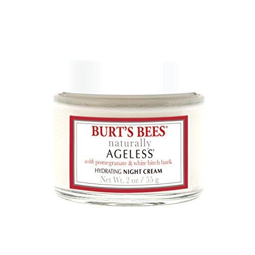 Burt's Bees Naturally Ageless Night Creme, 2-Ounce Jar