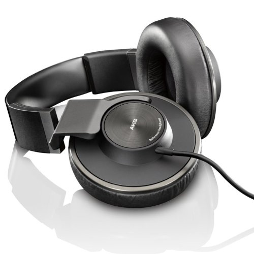 Akg Dynamic Sealed Headphone K550 Black (Japan Import)