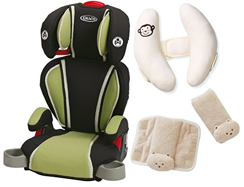 awardwiki graco highback turbobooster car seat go green. Black Bedroom Furniture Sets. Home Design Ideas