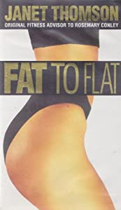 Fat To Flat [VHS]
