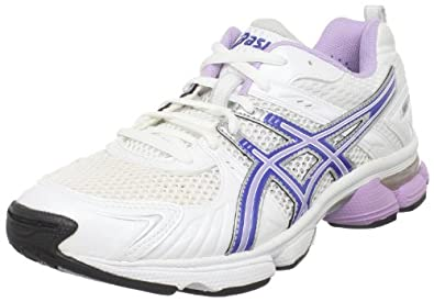ASICS Women's GEL-260TR Training Shoe,White/Prince Blue/Grapemist,11.5 M US