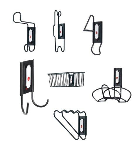 Images for Racor InterChange ICK-11B 23-Piece WallDocking Kit, Black