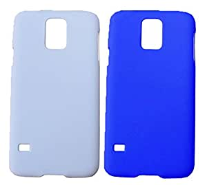 2 Pieces Winsome Deal Exclusive Hard Back Cover Case for Samsung Galaxy S5 Mini G800