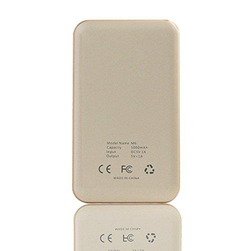 NewNow-M6-5000mAh-Dual-USB-Port-Power-Bank