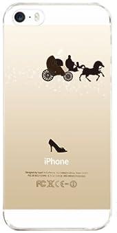 【iPhone5S】【iPhone5】【Clear Arts】【iPhone5ケース カバー】【スマホケース カバー】【クリアケース】【シンデレラ】08-ip5-ca0060-p