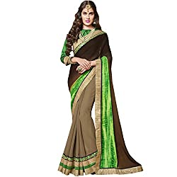 Vasu Saree Lordly Multi Colour Georgette Designer Saree