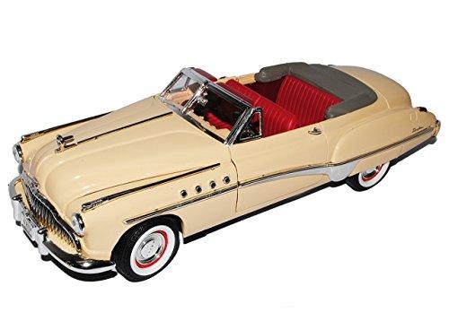buick-roadmaster-cabrio-1957-beige-oldtimer-1-18-motormax-modell-auto