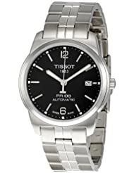 Tissot PR100 Automatic Black Dial Men's Watch T049.407.11.057.00