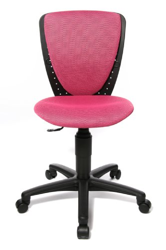 TOPSTAR-70570BB10-Kinder-Drehstuhl-High-Scool-Bezugsstoff-pink-weitere-Farben-vorhanden