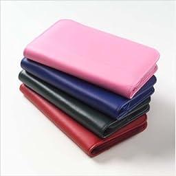 Clava Color Junior Zip Padfolio - Cl Red