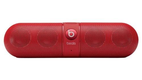 Beats Pill Portable Bluetooth Speaker - White