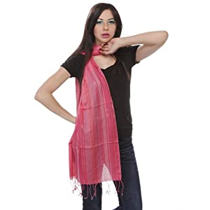 Frolic Women Stoles YBH 41 Pink