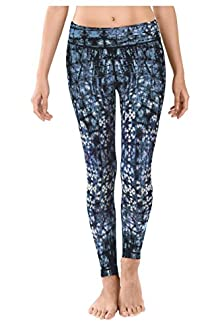 WITH Women's Leggings Indigo Kaleidoscope X-Small