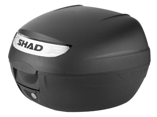 SHAD D0B26100 SH-26 Topcase, 26 L, Schwarz