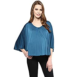 Mamacouture Maternity Cape Top For Women