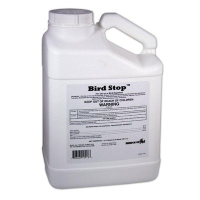 Bird-X BS-GAL Bird Stop and Goose Repellent, 1 Gallon Capacity