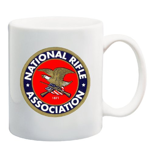 NATIONAL RIFLE ASSOCIATION Mug Cup - 11 ounces (Nra Cup compare prices)