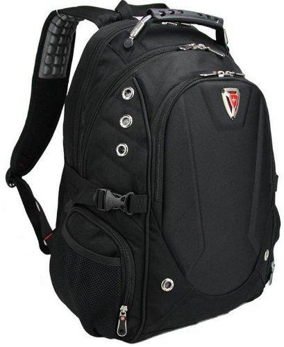 American Shield Laptop Backpack. Macbook Computer Notebook Tablet,Knapsack,Rucksack Bag Back Panel Ergonomic Shoulder Straps For Man Woman Student Travelling,Camping,Hiking As1630Bz9
