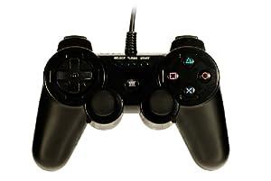 PS3 Controller kabelgebunden, mit Vibration