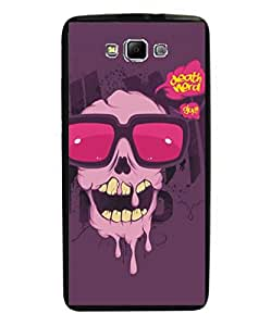 Techno Gadgets Back Cover for Samsung Galaxy J5