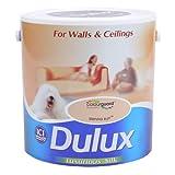 Dulux Luxurious Silk Paint 2.5 Litre Sienna Sun