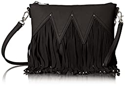Urban Originals Lover Clutch Bag, Black, One Size