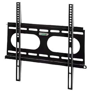 """Hama TV-Wandhalterung """"Ultraslim"""", für 58 - 107 cm Diagonale (23 - 42 Zoll), für max. 50 kg, VESA bis 400 x 400, schwarz"""