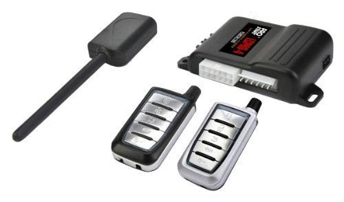Remote Starter Kit w/ Keyless Entry for Chevrolet Cruze - True Plug & Play Installation (Chevy Cruze Gps compare prices)