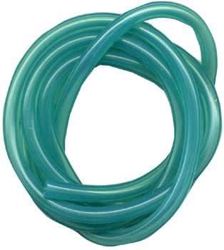 Global Fuel Tubing - Medium Green Silicone 3 ft
