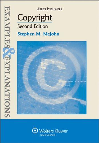 Copyright: Examples & Explanations, 2e